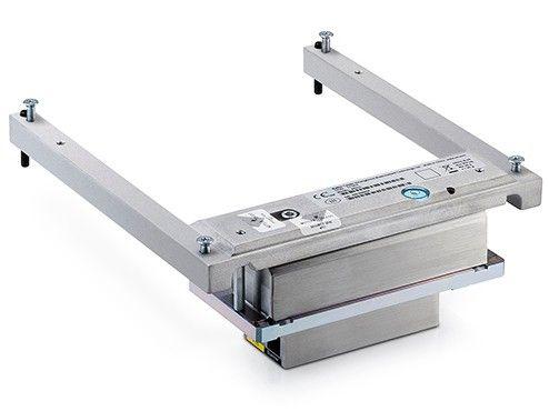 Balança para embutir em scanner